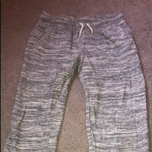 Girls Old navy joggers